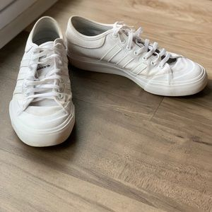 0ff460f2a114f Men s Adidas All White Shoes on Poshmark